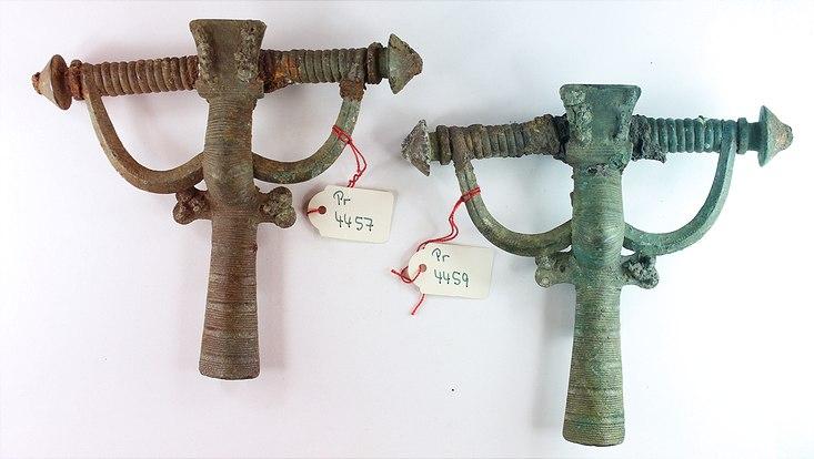 Armbrustfibeln aus dem Bestand Prussia-Sammlung