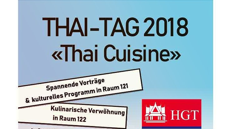 Einladung Thai Tag