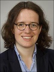 Profilbild von Jun.-Prof. Dr. Sonja Keller.