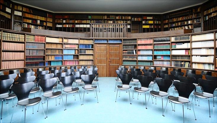 Warburg-Bibliothek