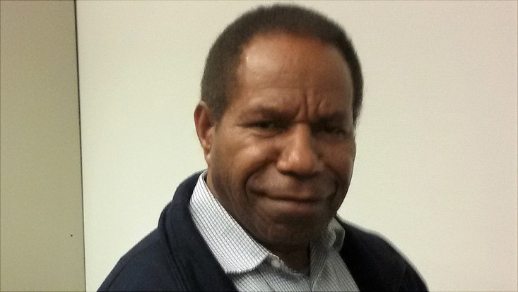 Bischof Dr. Jack Urame