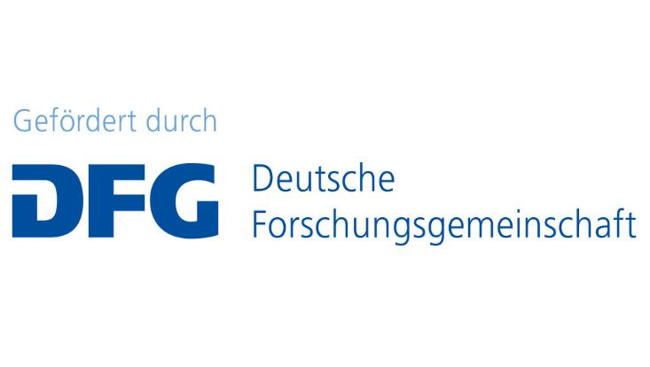 Gefördert durch die Deutsche Forschungsgemeinschaft (DFG)