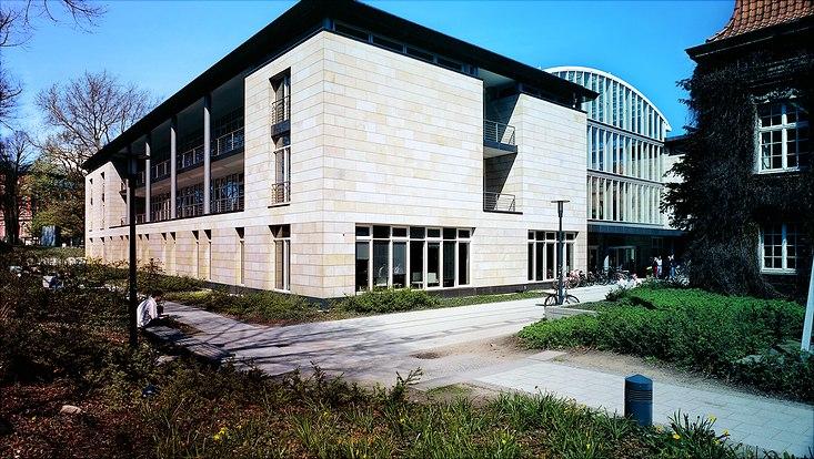 Gebäude ESA 1 West