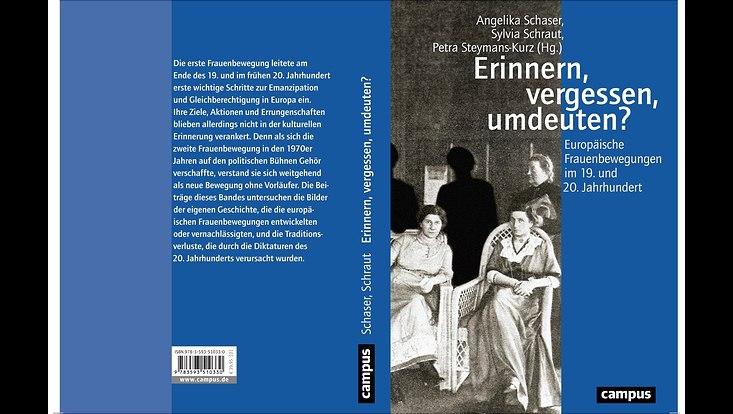Cover des Buches Erinnern, vergessen, umdeuten?