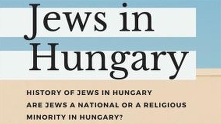 Teil des Plakats des in Hungary