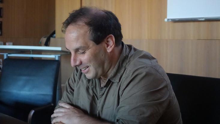 photo of Jose C. Carvajal López