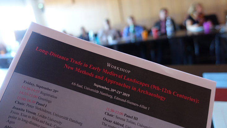 photo of the conference program