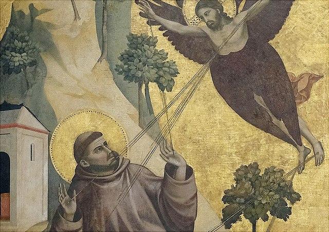 Giotto: Vision des Hl. Franziskus