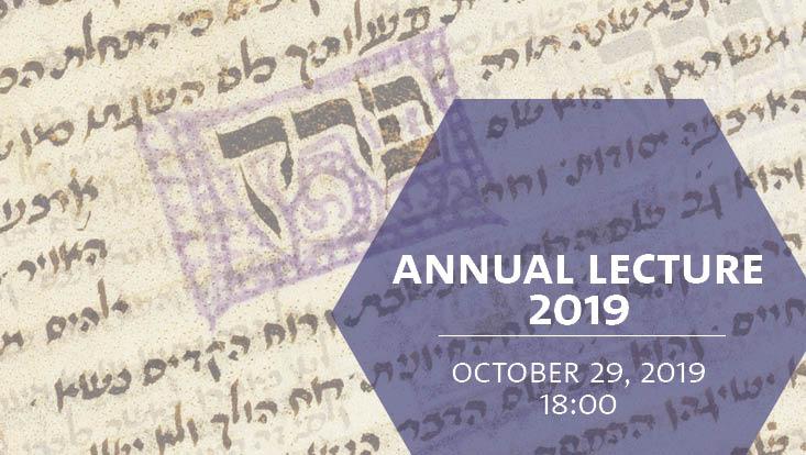 Annual Lecture 2019