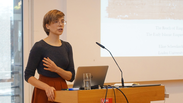 photo of Eline Scheerlinck