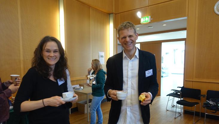 photo of Andrew Marsham & Stefanie Schmidt