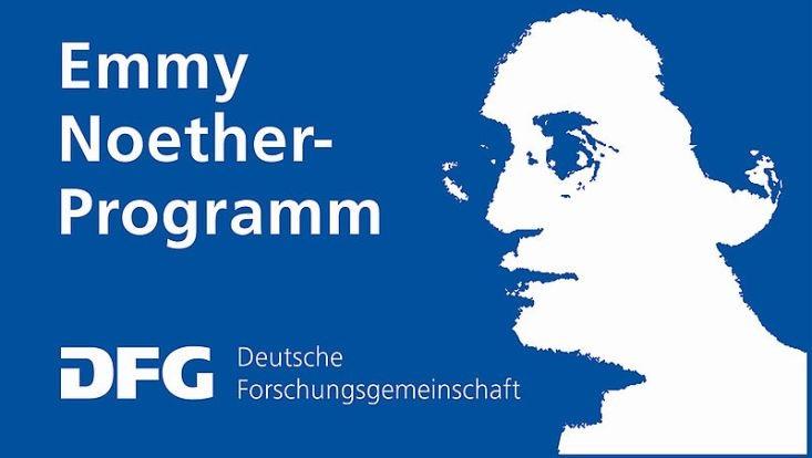 Logo des Emmy Noether Programms
