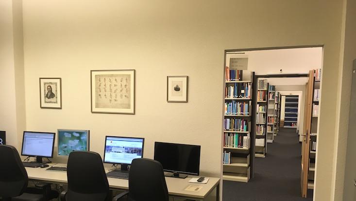 Teilbibliothek Deutsche Gebärdensprache
