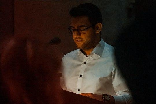 Lesung durch N. Baghbani zum Festgottesdienst am 28.10.2019 in St. Katharinen Hamburg