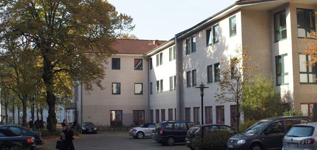 Ansicht des Gebäudes Binderstraße 10
