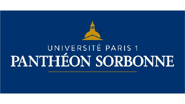 Logo of Sorbonne Université, Paris 1 Panthéon-Sorbonne