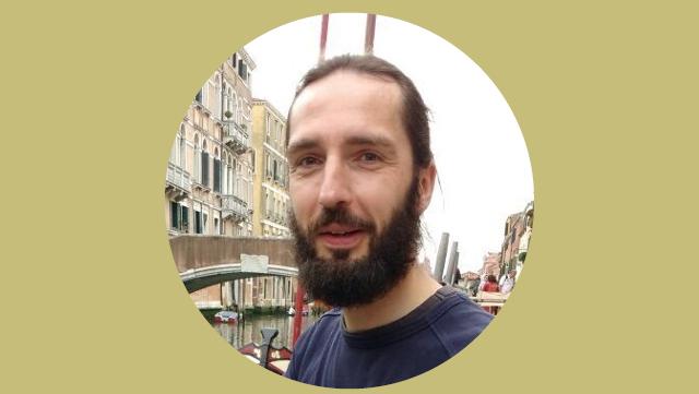 Photo of Daniel Syrbe