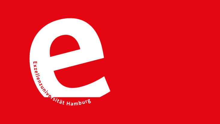 Logo Exzellenzuniversität Hamburg