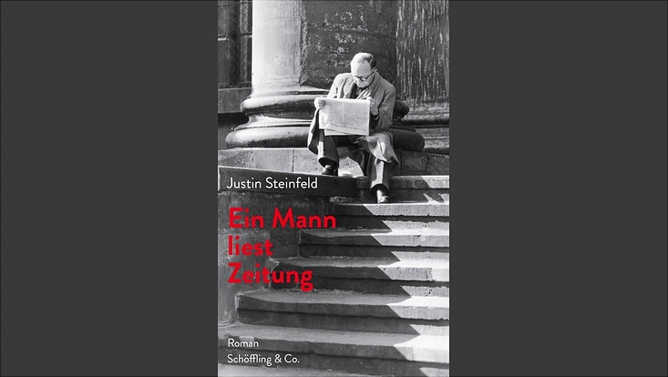 Cover Steinfeld-Neuerscheinung