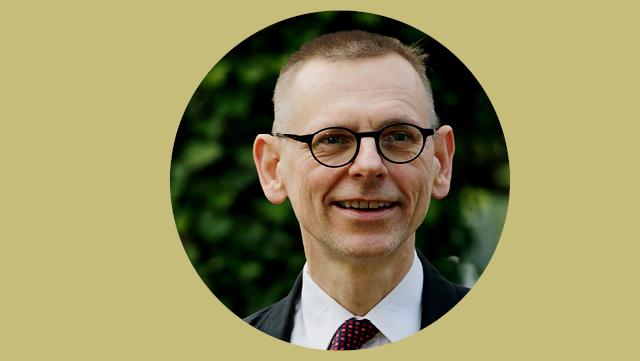 photo of Prof. Dr. Stefan Heidemann