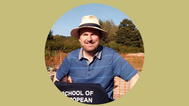 photo of Prof. Dr. Luke Lavan