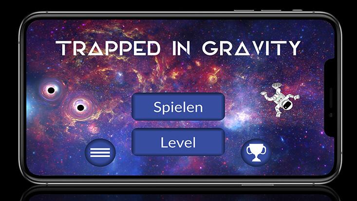 Startseite Gravity App
