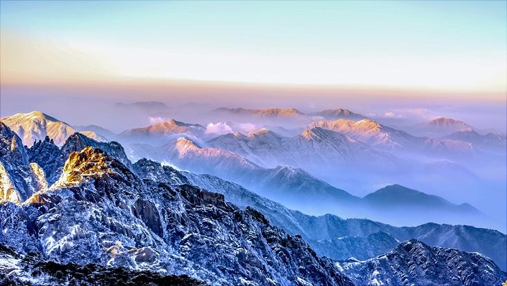 Berge in Russland