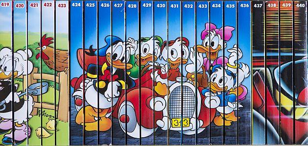 Comic Donald Duck