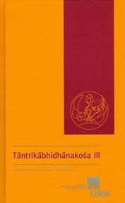 tantrikabhidhanakosa