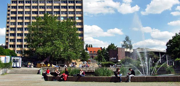 Gebäude Von-Melle-Park 6