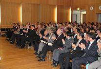 Bild Eröffnungsfeier NZfB