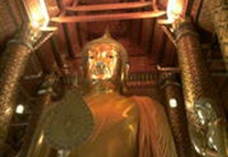 Bild Buddhastatur