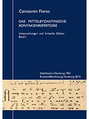 Das mittelbyzantinische Kontaktienrepertoire
