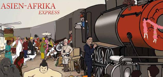 Titelbild Asien-Afrika-Express
