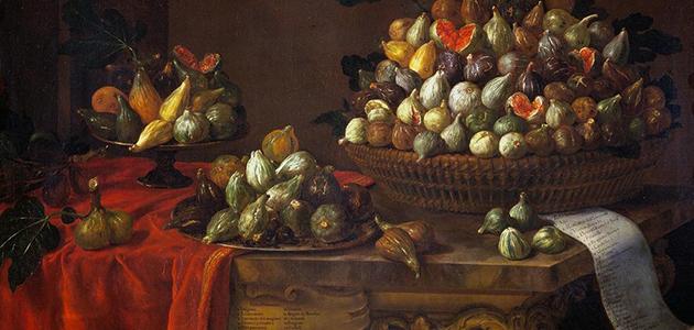 Früchte und Blumen