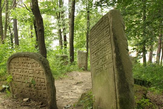Jüdischer Friedhof in Lesko