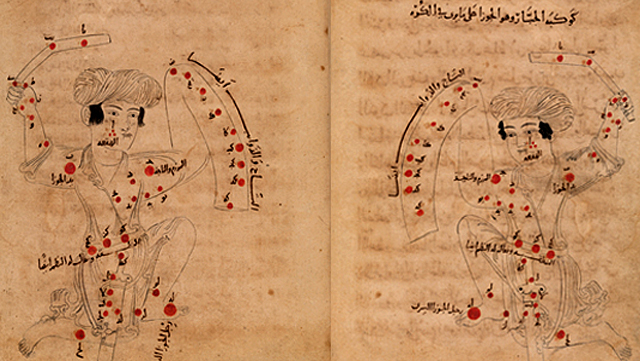 Arabisches Manuskript