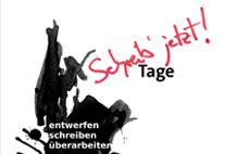 Logo Schtreib jetzt Tage