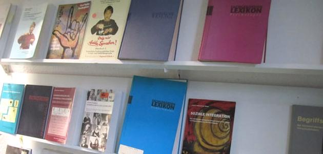 Bücher im IDGS