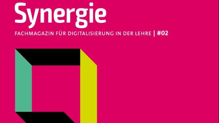 Hinweis auf dei Ausgabe der Zeitschrift Synergie Nummer 2.