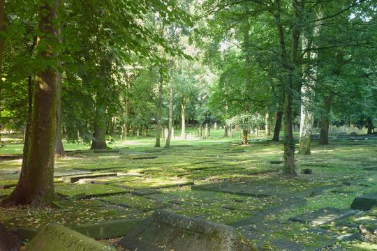 Jüdischer Friedhof 3