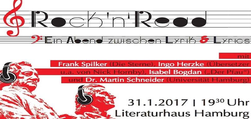 """Projekt """"Buch braucht Bühne"""" im Literaturhaus Hamburg"""