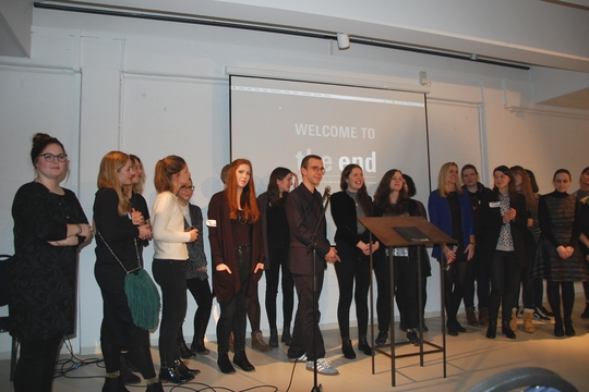 Impressionen aus dem Release Event am 20. Januar 2017