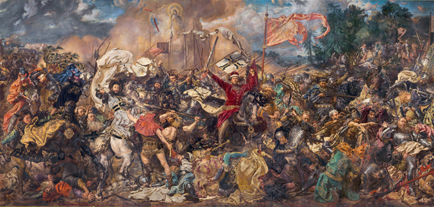 Matejko: Bitwa pod Grunwaldem