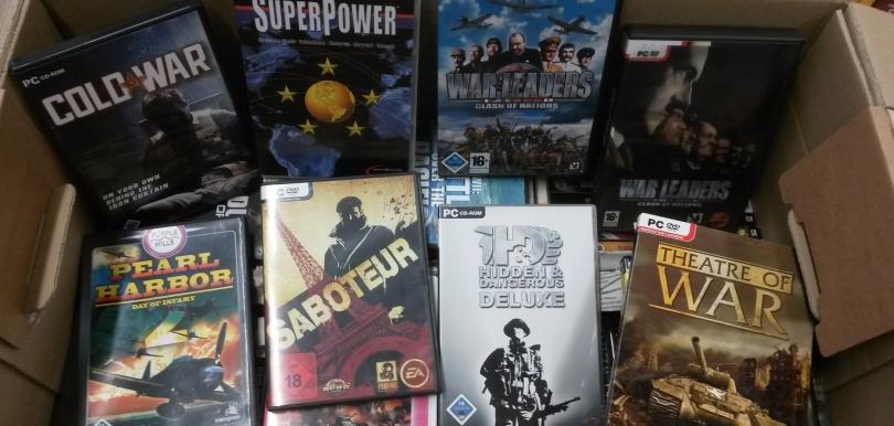Geschichte ausgepackt - Konflikte des 20. Jahrhunderts in digitalen Spielen