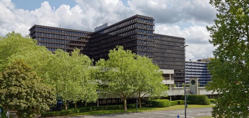 Gebäude Überseering 35
