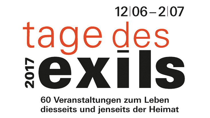 Logo Tage des Exils