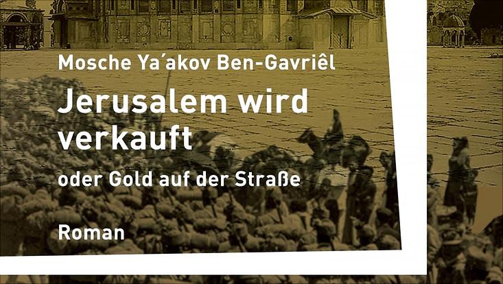 Cover Jerusalem wird verkauft