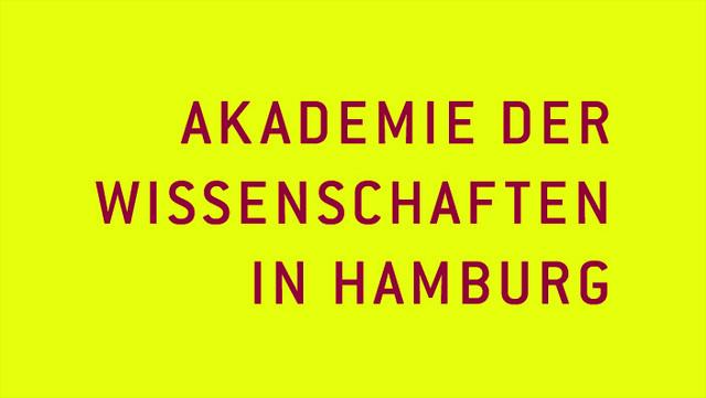 Logo der Akademie der Wissenschaften Hamburg