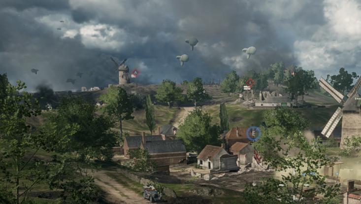 Screenshot Battlefield 1 Multiplayer Frankreich